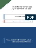 0) Introduccion a Las Redes Informaticas