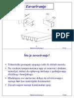 Metalne konstukcije - Predavanje 12
