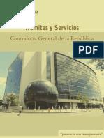 Portafolio de Trámites y Servicios de La CGR