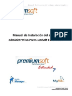 Manual Administrativo Premium Soft 2010