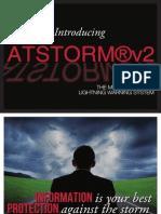ATStorm®v2, The Most Advanced Lightning Warning System