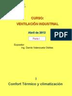 Ventilacion Industrial Parte 01 -Ventilacion y Climatización