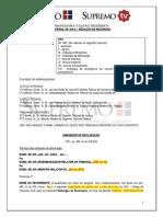 Tributário OAB Recursos