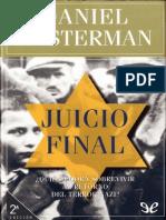 Easterman Daniel - Jucio Final [10915 r1