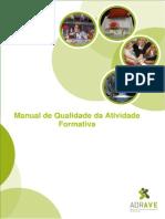 Manual Qualidade Atividade Formativa 2