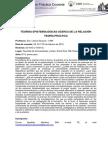 Volante Difusión Teorías Epistemológicas Acerca de La Relación Teoría Práctica