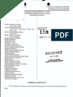 SInaloa Cartel Gold for Cash Money Laundering Scheme 32 defendants-Chivis Martinez