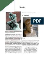 Filosofía Wikipedia