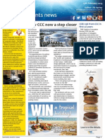 Business Events News for Fri 13 Feb 2015 - New CCC now a step closer, G20 Brisbane on map, NYC & Co heads to Oz, GENerating Change, and much more