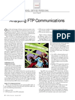 Analyzing Ftp Packets