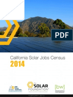 California Solar Jobs Census 2014
