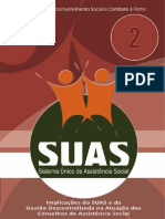 Cartilha SUAS 2 Revisada 2014