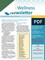 OurWellness Newsletter October 2014