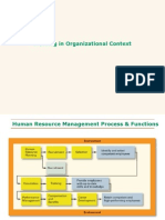 2. Organizational Context of T&D