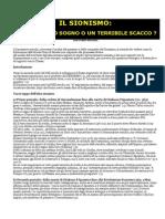 IL SIONISMO_Curzio Nitoglia.doc