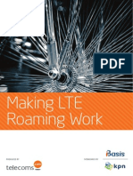 Making LTE Roaming Work