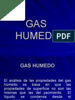Gas Humedo