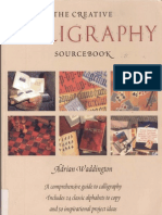 Graphic Design - The Creative Calligraphy Sourcebook
