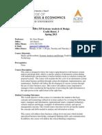 MIS 535 Systems Syllabus 1 PDF