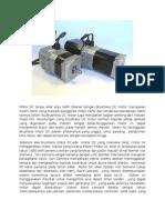 NEW Aplikasi Brushless DC Motor Pada Industri