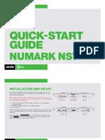 Numark NS7 Quickstart Guide for Serato DJ