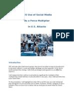 Social Media as an ISIS Force Multiplier SPECOP