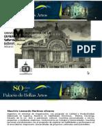 80 Años de Bellas Artes