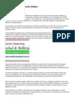Cursos De Naturopatía Online