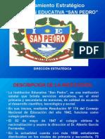 Planeamiento Estrategico Institucion Educativa