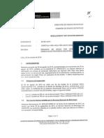 Resolución de Indecopi que le prohíbe a Vargas usar el nombre pisco en su destilado