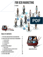 Social Media for B2B Marketing