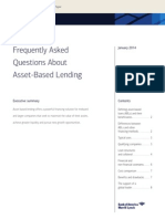 Questions About Asset Based Lending