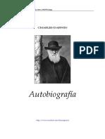 Charles Darwin Autobiografia