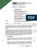 Resumen Ejecutivo sobre la gestión ambiental de Pluspetrol Norte