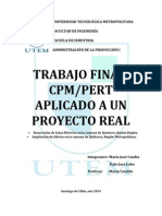 Trabajo Cpm-pert FINAL