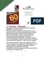 Bobby Fischer-My 60 Games