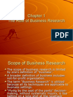 Ppt of Business Research