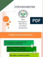 ppt potensiometri