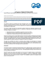 Strategies Accelerating Progress of DOF (Dutch & Saeed)