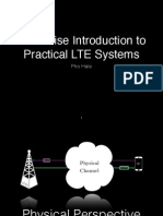 Concise Introduction to Practical LTE