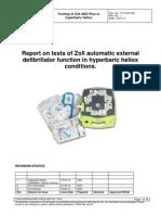 Defib Testing Report Rev 1