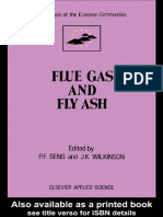 Flue Gas and Fly Ash