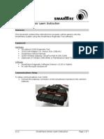 SmartWave Sensor Learn Instruction