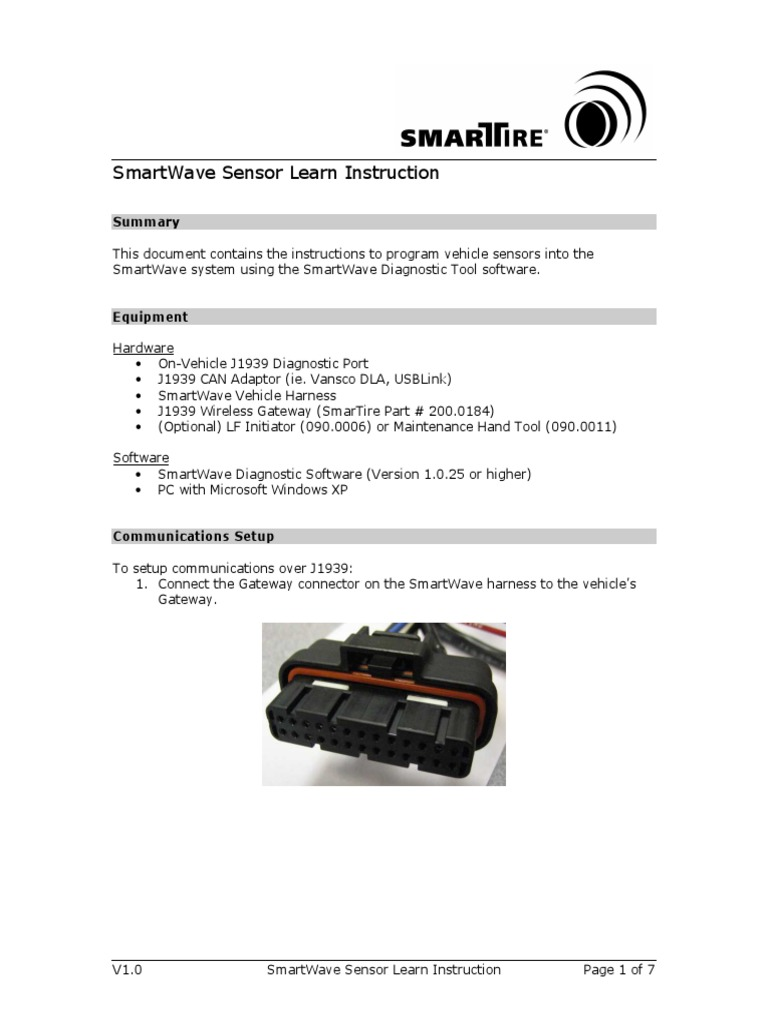 SmartWave Sensor Learn Instruction   Eje   Portal
