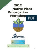 102707556 Utah Native Plant Propagation Handbook