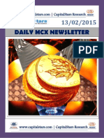 Newsletter Mc x