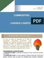 Commodities Cashew Logistics