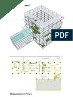 Hotel Design Conceptual Presentation Style