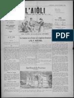 L'Aiòli. - n°329 (Nouvèmbre 1930)