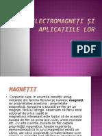 Electromagneti Si Aplicatiile Lor